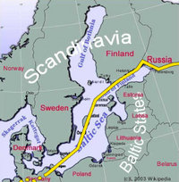 http://www.answers.com/topic/north-european-gas-pipeline